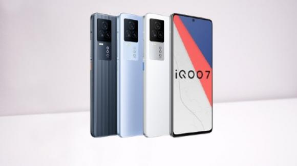 iQOO 7: gaming phone ufficiale, sorprendente sotto ogni punto di vista