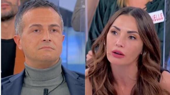 """Uomini e Donne, il duro confronto tra Riccardo e Ida: """"Non ha mai fatto l'amore con me"""""""