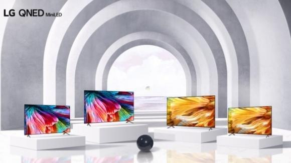 LG presenta, al CES 2021, le principali novità in fatto di smart TV