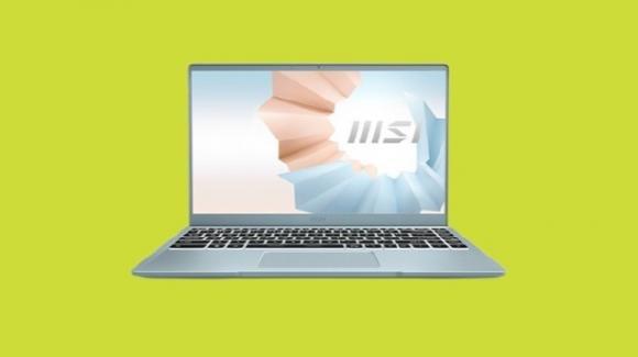 MSI Modern 14: ufficiale ora con nuove colorazioni e processori Intel di 11a gen