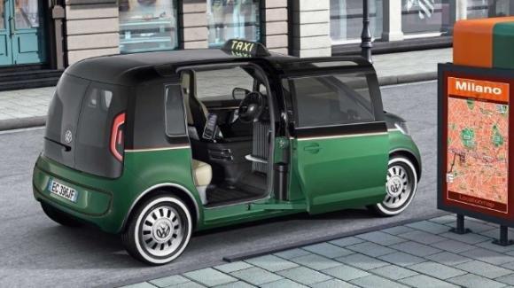 Il servizio Volkswagen Taxi di Milano: il progetto ecologico mai avviato