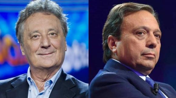 """""""Tiki Taka"""", scoppia la lite tra Enzo Iacchetti e Piero Chiambretti"""