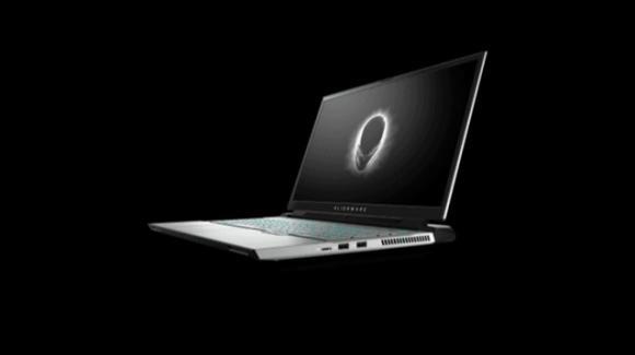 DELL: al CES 2021 con i gamici notebook/pc Alienware e con notebook/Chromebook didattici