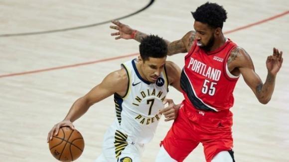 NBA, 14 gennaio 2021: i Pacers fanno il colpo in casa dei Trail Blazers, i 76ers si impongono sugli Heat