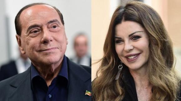Berlusconi telefona alla Parietti dall'ospedale in cui è ricoverato: la commozione della showgirl