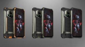 Doogee S88 Plus: rugged phone con 10.000 mAh e tripla fotocamera