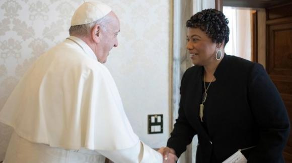 """Papa Francesco: nel """"Martin Luther King Day"""" l'invito a realizzare armonia e uguaglianza"""