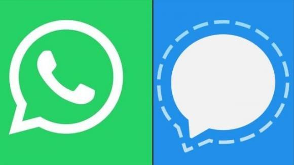 WhatsApp vs Signal: è scontro a suon di novità