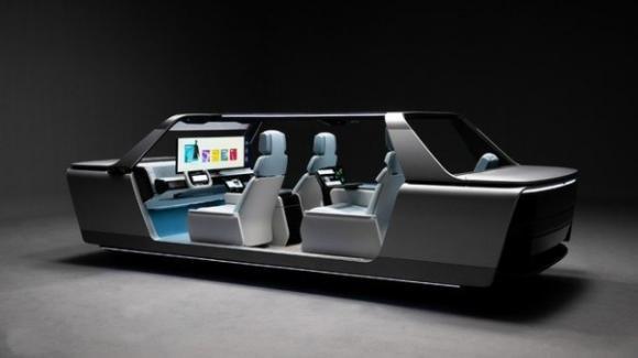 Il futuro dell'automobile, dal CES 2021, secondo Mercedes, Bosch, Intel, Samsung e Magna