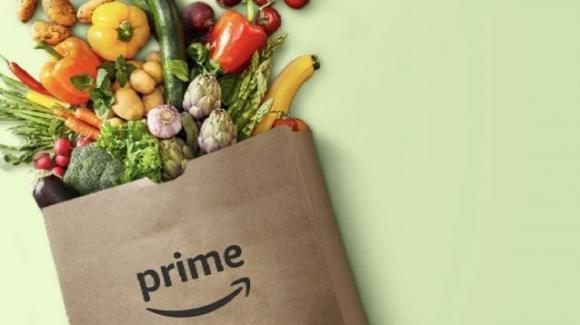 Amazon Fresh arriva in Italia, con possibilità di recapito della spesa in giornata