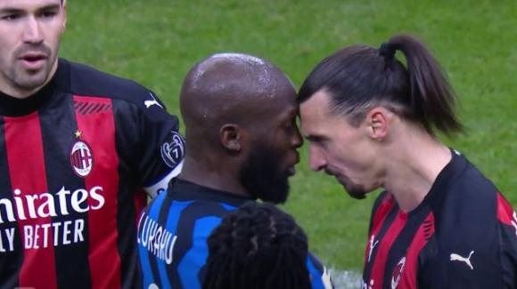 Coppa Italia, derby di Milano: Ibrahimovic insulta Lukaku