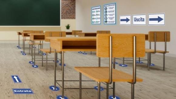 Dal 1° Febbraio nuovi rientri a scuola. Chi potrà rientrare in classe?