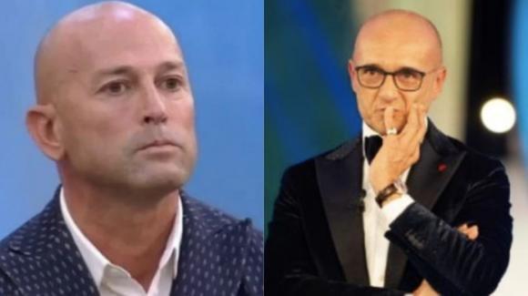"""GF Vip, Stefano Bettarini è una furia contro Signorini: """"Abilissimo a pescare nel torbido per i consensi"""""""