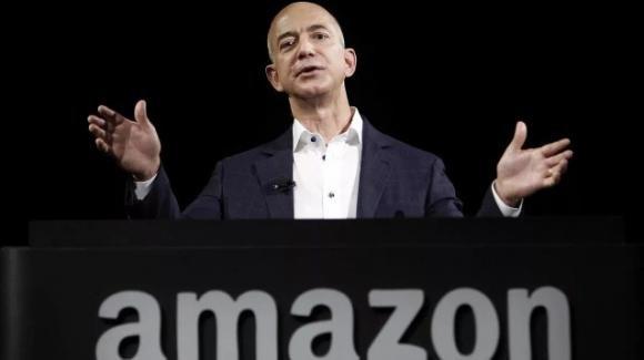 Amazon: Jeff Bezos lascia il ruolo di Amministratore Delegato