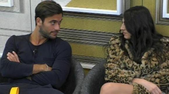 """GF Vip, Pierpaolo Pretelli geloso di Giulia Salemi: """"Fuori di qui non mi avresti mai notato"""""""