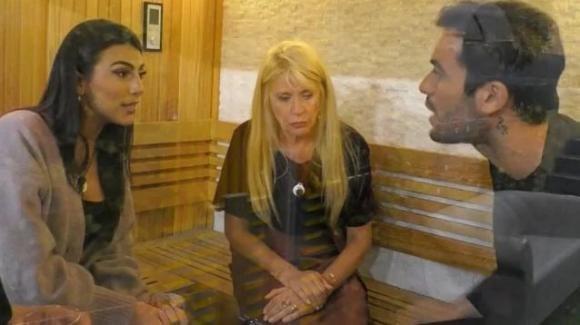 GF Vip, furiosa lite tra Pierpaolo Pretelli e Giulia Salemi subito dopo la diretta