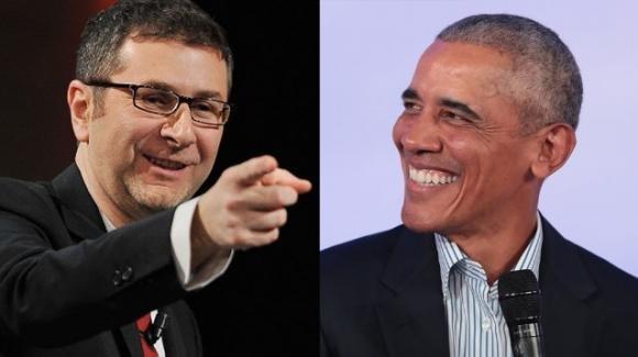 """""""Che tempo che fa"""", grande colpo di Fabio Fazio: arriva Barack Obama"""