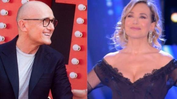 """GF Vip, Signorini soffia l'esclusiva di Francesco Baccini a """"Live"""": la D'Urso spiega il retroscena"""