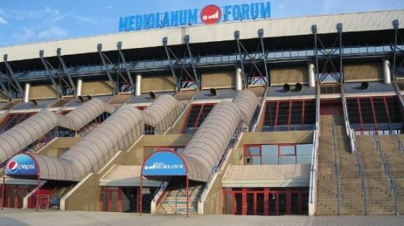 Distrutto lo striscione dei tifosi del Brindisi al Forum di Assago: l'Olimpia Milano si scusa