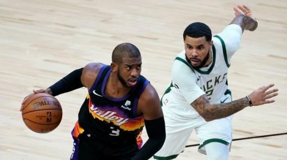 NBA, 10 febbraio 2021: i Suns fanno fuori i Bucks, i Lakers fermano di nuovo i Thunder