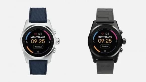Montblanc Summit Lite: ufficiale il nuovo smartwatch di lusso, più accessibile