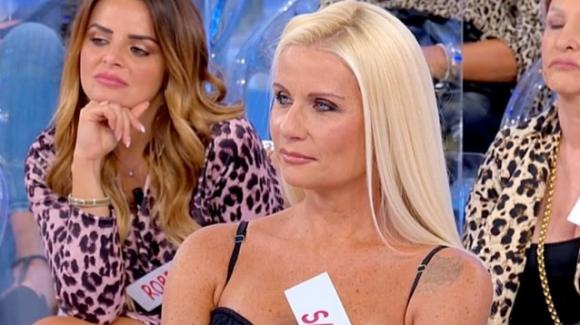 Uomini e Donne: Sabina Ricci si dice delusa da Claudio