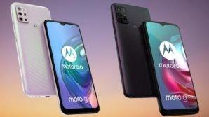 Moto G10 e Moto G30: ufficiale la nuova fascia media di Motorola/Lenovo