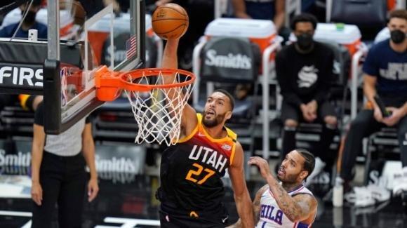 NBA, 15 febbraio 2021: scontro tra capolista, i Jazz battono i 76ers; i Clippers sconfiggono gli Heat
