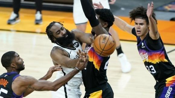 NBA, 16 febbraio 2021: i Nets sorprendono fuori casa i Suns, i Celtics stendono i Nuggets