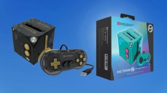 RetroN Sq: ufficiale la retroconsolle Hyperkin per gli amanti dei Game Boy