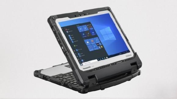 Toughbook 33: da Panasonic il detachable rugged con Windows 10 e nuovi Intel