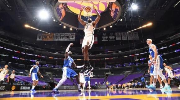 NBA, 18 febbraio 2021: i Nets sfondano sul campo dei Lakers, alla vittoria giungono Raptors ed Heat