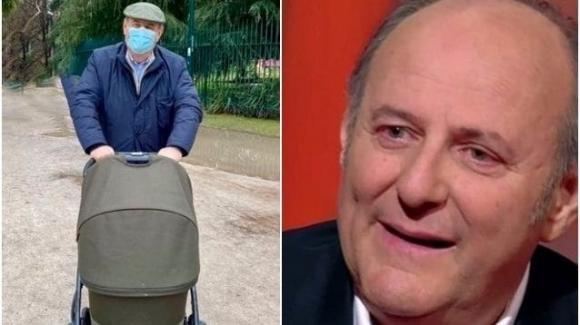 Gerry Scotti: cosa significa essere nonno ai tempi della pandemia