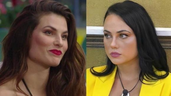 """GF Vip, toccante confronto tra Rosalinda e Dayane: """"Tu vivi l'amore, io la morte"""""""