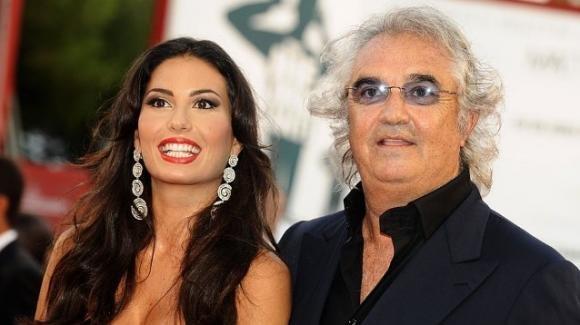Flavio Briatore ed Elisabetta Gregoraci sono tornati insieme