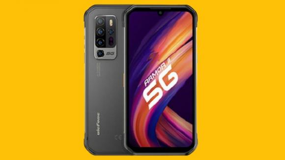 Ulefone Armor 11 5G: ufficiale il rugged phone con visione notturna