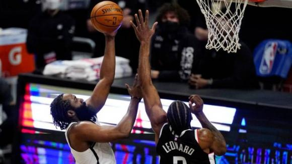 NBA, 21 febbraio 2021: i Brooklyn Nets sono ok in casa dei Clippers, i Toronto Raptors superano i Philadelphia 76ers