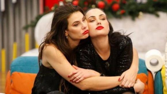 """GF Vip, la confessione di Dayane Mello: """"Sono innamorata di Rosalinda"""""""