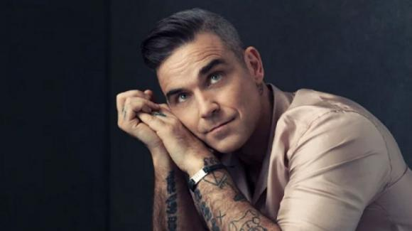 Robbie Williams, la sua vita diventerà un film