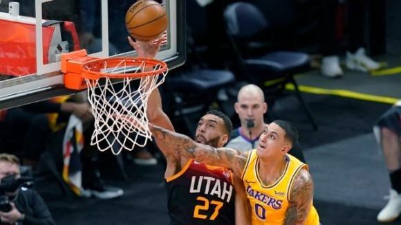 NBA, 24 febbraio 2021: i Jazz abbattono i Lakers, gli Hornets battono fuori casa i Suns