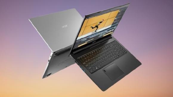 In arrivo i gaming casual notebook Acer Aspire 7 e 5 con processori AMD Ryzen 5000U