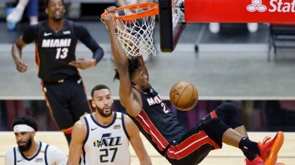 NBA, 26 febbraio 2021: gli Heat stoppano i Jazz, i Lakers trafiggono i Trail Blazers