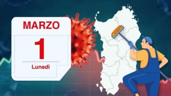 Covid-19, da oggi 1 marzo Sardegna in zona bianca: coprifuoco dalle 23:30