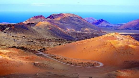 Cosa hanno in comune Marte e l'isola di Lanzarote