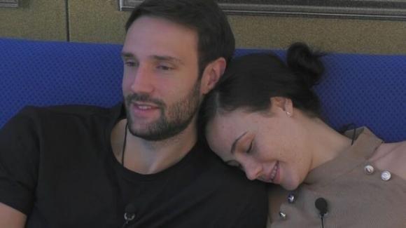 GF Vip, Rosalinda Cannavò e Andrea Zenga hanno dormito insieme: lo conferma un tenero video su Instagram