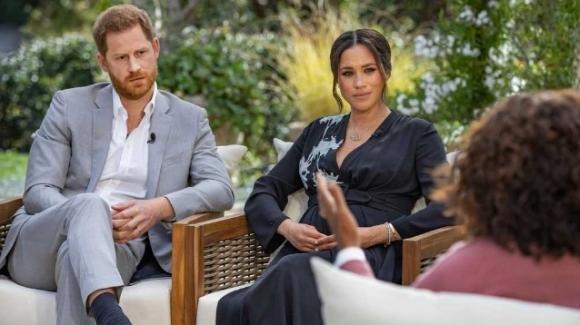 Bufera sulla Royal Family: Harry e Megan aprono il vaso di Pandora