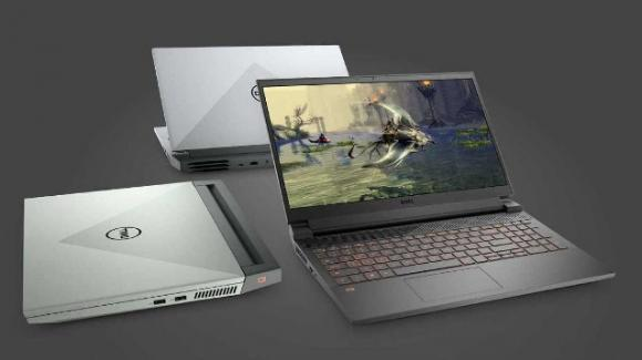 DELL G15 2021: dalla Cina il gaming notebook accessibile ispirato alla gamma Alienware