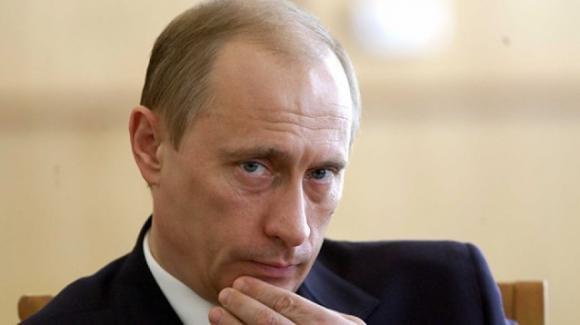 Putin eletto l'uomo più sexy della Russia