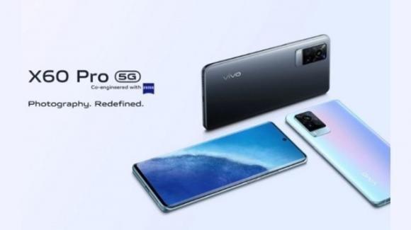 Vivo X60 e Vivo X60 Pro Global: ufficiali con novità su processore e fotografia
