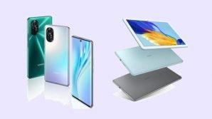 Honor 40 Lite e Honor Tab 7: ufficiali con Android 10
